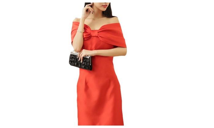 Women's Casual Casual Short Sleeve Tunic Full Zip Dress