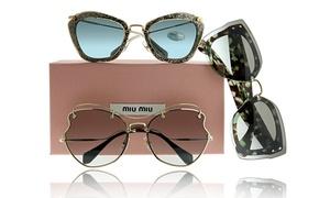 Miu Miu Sunglasses for Men and Women