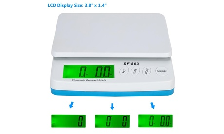 66LBs/1G High Precision LCD Digital Postal Scale Shipping Electronic Scale
