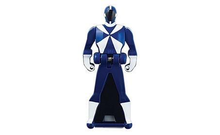 "Power Rangers Super Megaforce Blue Rescue Ranger Key 2.5"" b484be8c-17ba-4603-a27d-7ec53e5b3aff"