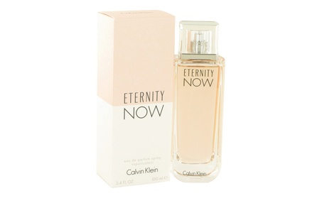 Eternity Now By Calvin Klein EDT Spray For Women 76381989-c832-4677-b1e2-ff751eafee14