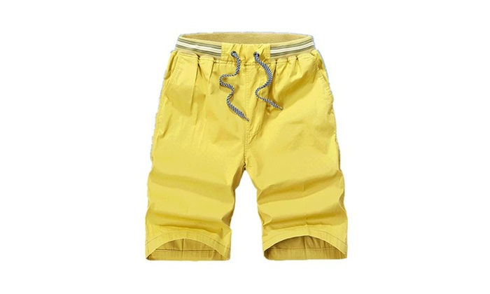 Men's Lightweight Cargo Short For Home Walk Beach