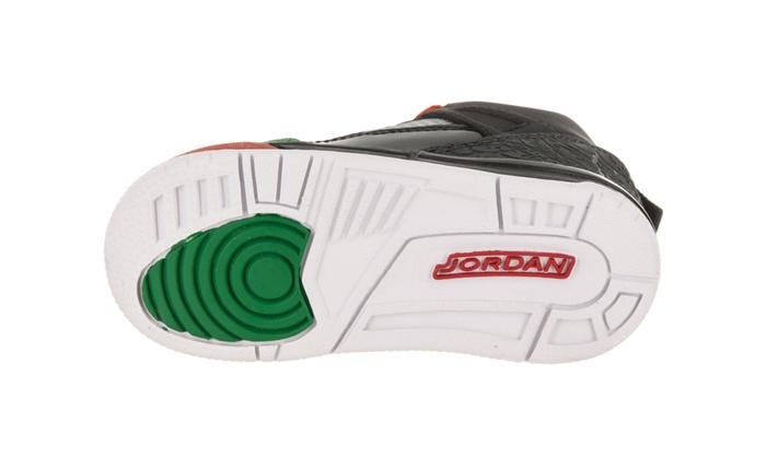 fba2d5b01bed ... Nike Jordan Toddlers Jordan Spizike Bt Basketball Shoe