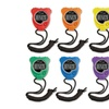 Champion Sport Water-Resistant Stopwatches Assorted Colors