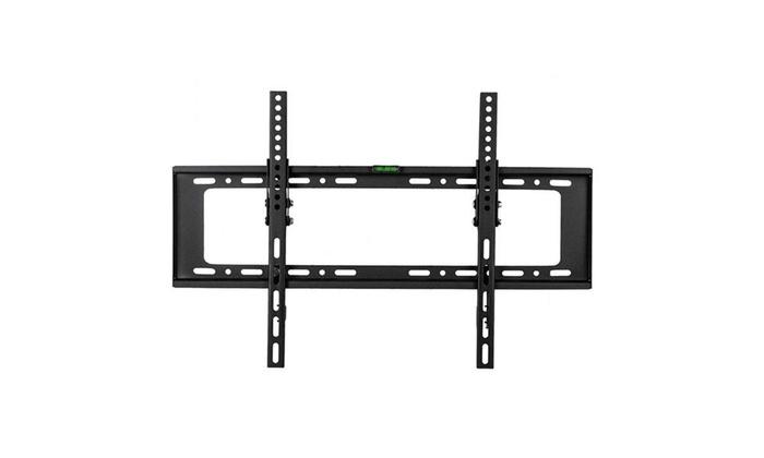 "LEADZM 32-70/"" Wall Mount Bracket TV Stand TMW798 110lb 50kg With Spirit Level"