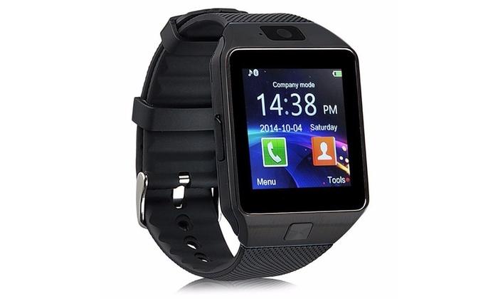 bd60207583 Up To 63% Off on Kanstar Bluetooth Smart Watc... | Groupon Goods