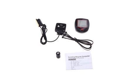 Bike Stopwatch Odometer Speedometer Waterproof Multifunction 47b7b3bf-a38f-4823-89c1-b2702ab7024d