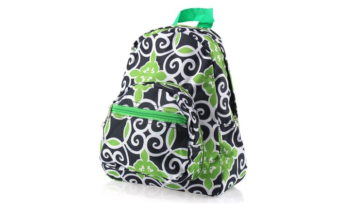 ddf9cef977 Zodaca Small Stylish Kids Backpack Outdoor Shoulder Bag Bookbag School Bag