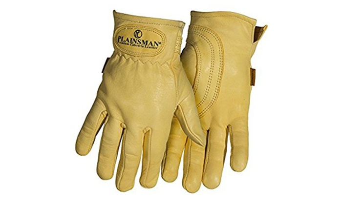 Plainsman Leather Gloves – 2 Pair – X Large