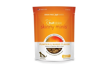 Fruitables Skinny Minis Dog Treats Rotisserie Chicken 13d10557-8f4d-4760-8ae5-00508d1f1e16