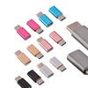 7 Pack USB 3.1 Type C Male to Micro USB Female Adapter Converter USB-C