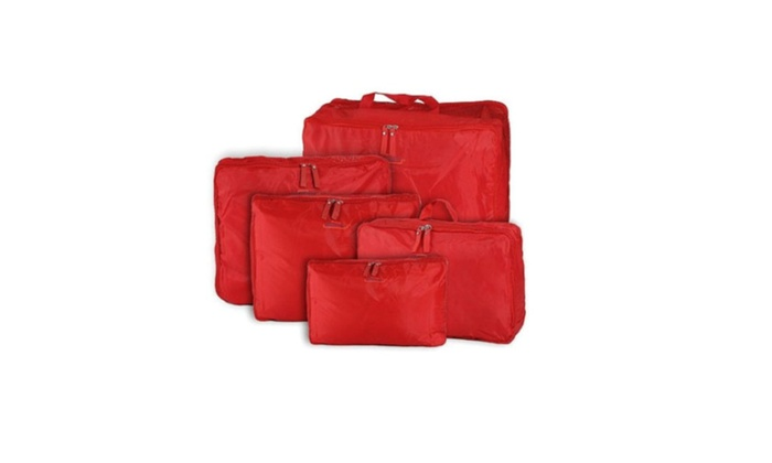 Travel Bag Organizer & Ideal Storing Clothes