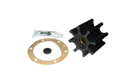 920-0001-P Jabsco Impeller Kit - 8 Blade - Neoprene - 2-9-16