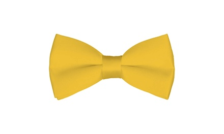 Mens Classic Pre-Tied Satin Formal Tuxedo Bowtie adjustable one size