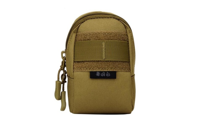 Molle Bag Military Nylon Pouch...