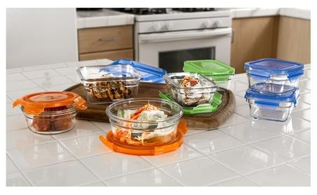 14 Piece oven box set with lids e598b2f4-b884-426f-ba90-a51bf984d1c8