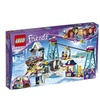 LEGO Friends Snow Resort Ski Lift 41324 Building Kit 585 Piece