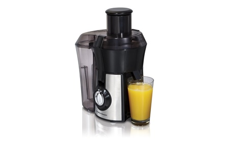 Hamilton Beach Wide-Chute Juice Extractor photo