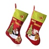 Christmas Stockings Christmas Tree Decoration Hanging Candy Bag Socks
