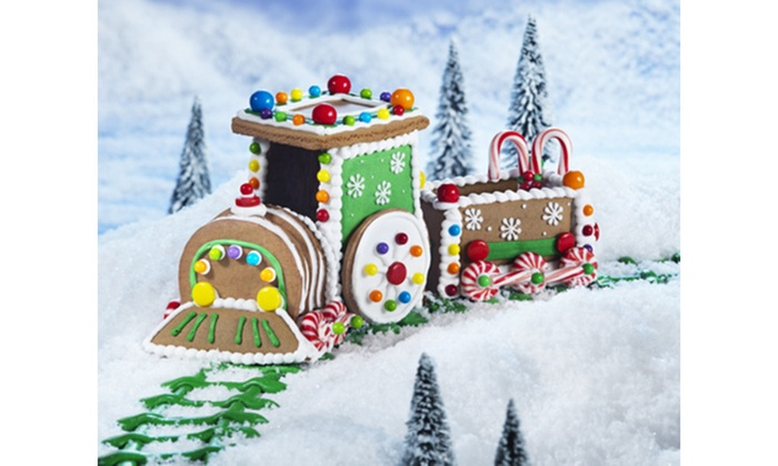 Coastal Auto Group >> Gingerbread Train Kit | Groupon
