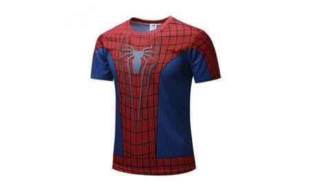 Spiderman Men 3D Printed T-shirts 87aaf448-0f48-4334-952c-2405d30ef932