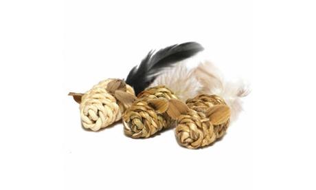 Mini Mice 3Pc (cat toy) d981ff27-2708-482d-9965-d5c7dd1a518d