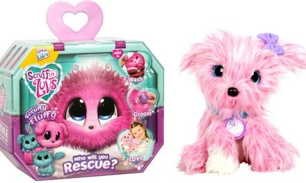 Little Live Scruff-A-Luvs Plush Mystery Rescue Pet - Purple Was: $80 Now: $16.99.