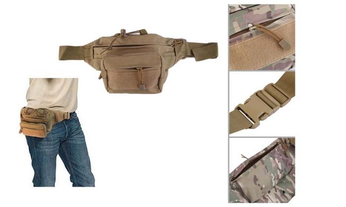 Comfort Outdoor Rucksack Tactical Molle Messenger Bag