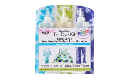 Tulip One-Step Tie Dye Kit, 16-Ounce, Serene 1a43c38d-674a-407a-b367-8a144c3f70d5