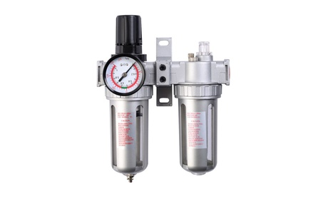 SFC-300 Pneumatic Air Filter Pressure Regulator lubricator Combination 30fdc20f-193f-4958-ab5e-db0c84383543