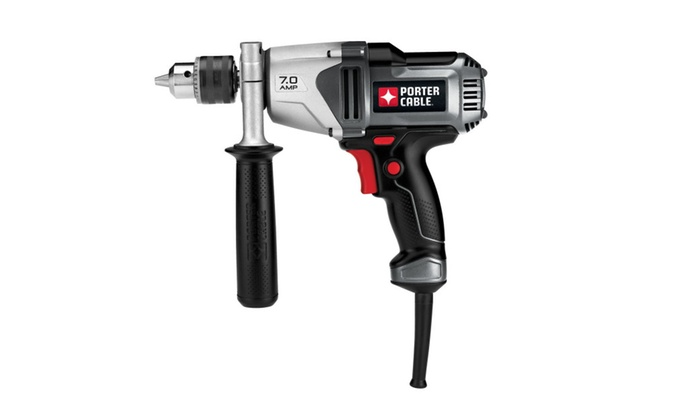 Porter-Cable Pc700d 7 Amp 1/2-Inch Variable Speed Drill
