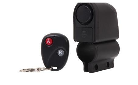 Bicycle Super Loud Anti-theft Vibration Sensor Remote Alarm Black 9cd3fe87-1fe8-48e4-bf35-ebd0a42bf5ac