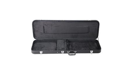Bass Guitar Hard Case Fits Most Standard Electric Bass Guitars 74b66b90-964d-4edb-b681-34f586fa7ac4
