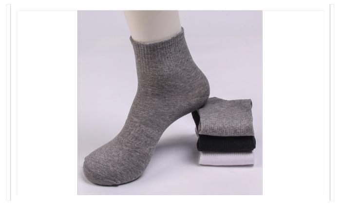 Men's fashion Ultimate Ankle Socks (3-Pack)