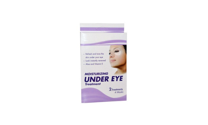Holiday Gifts: Eye Patches  For Tired Looking Eyes Deep Moisturizing Masks