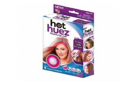 New Hot Huez Hues Hair Chalk As Seen On Tv 40905666-110f-4beb-9f4b-88375b47b646