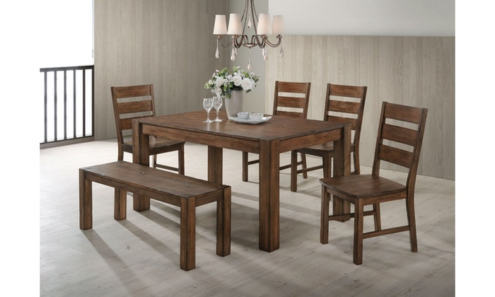 Thornton Dining Table By Simmons Casegoods Only