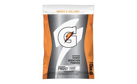 Gatorade Glacier Cherry 6 Gallon Powder - 14 per Case f797d041-601d-4735-9eba-9f572b3900f9