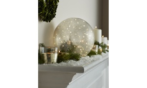 Order Home Collection Mercury Glass Orb