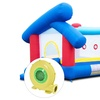 Inflatable Bounce House Castle Jumper Slide Playhouse Bouncer