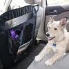FurHaven Pet Car Barrier   Universal Adjustable Car Safety Travel Barrier