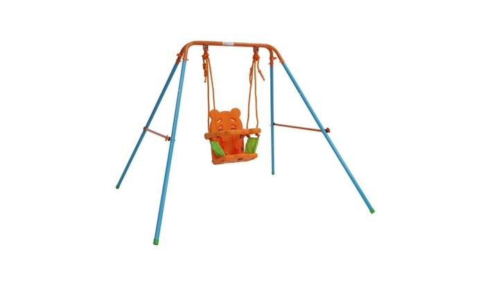Kinbor Outdoor Baby Toddler Swing Seat Secure Swing Set For Backyard