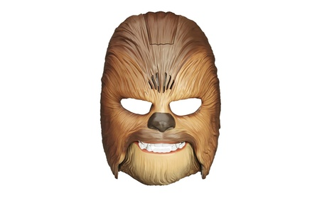 Star Wars The Force Awakens Chewbacca Electronic Mask 13bada10-a901-4e06-bb90-8c3944fe4464