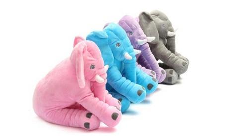 40cm Baby Animal Elephant Doll Stuffed Plush Pillow Kids Toy Pillows 1b199683-a494-4609-a1dc-6a4b4ec69a85