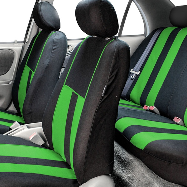 Tremendous Universal Fit Modern Striped Airbag Compatible Seat Covers New Fb036115 Cjindustries Chair Design For Home Cjindustriesco