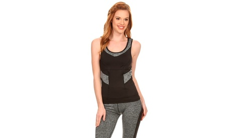 Active Workout Racer Back Tank Top f3a52470-3fe9-4ba4-9cbc-6a164a800946