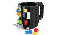 DIY Creative Building Brick Mug (12 Oz.)