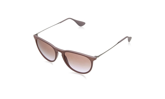 ray ban erika women's wayfarer sunglasses