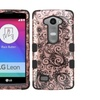 Insten Four Leaf Shockproof Silicone Case For Lg Leon Risio Tribute 2