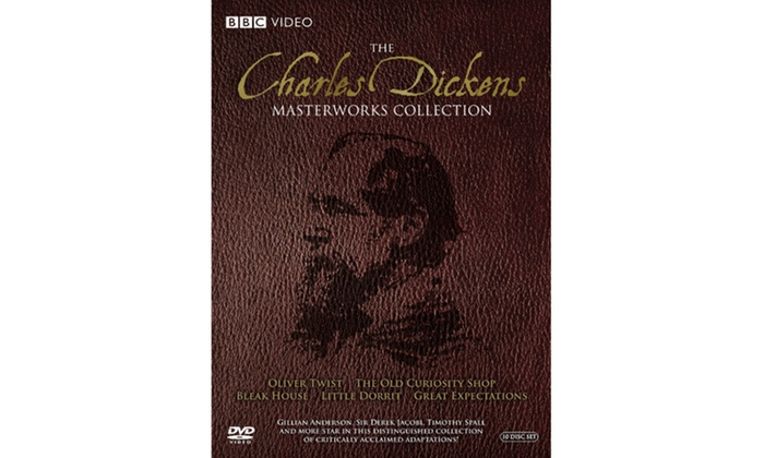 Charles Ens Masterworks Collection Repackaged Dvd